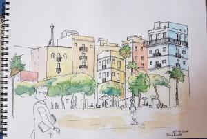 Playa, Barceloneta