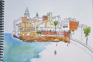 Playa, Sitges