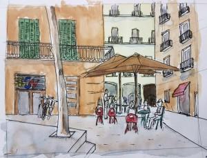 Tantarantana, Barcelona