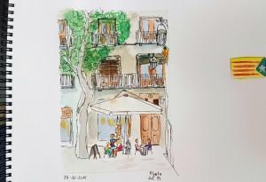 placeta del Pi, Barcelona